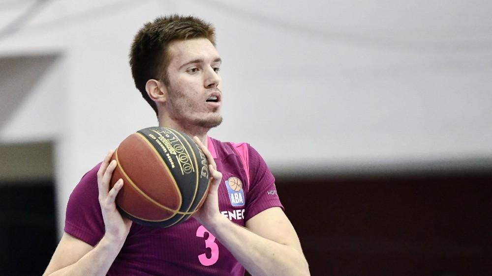 Filip Petrušev (Foto: KK Partizan)