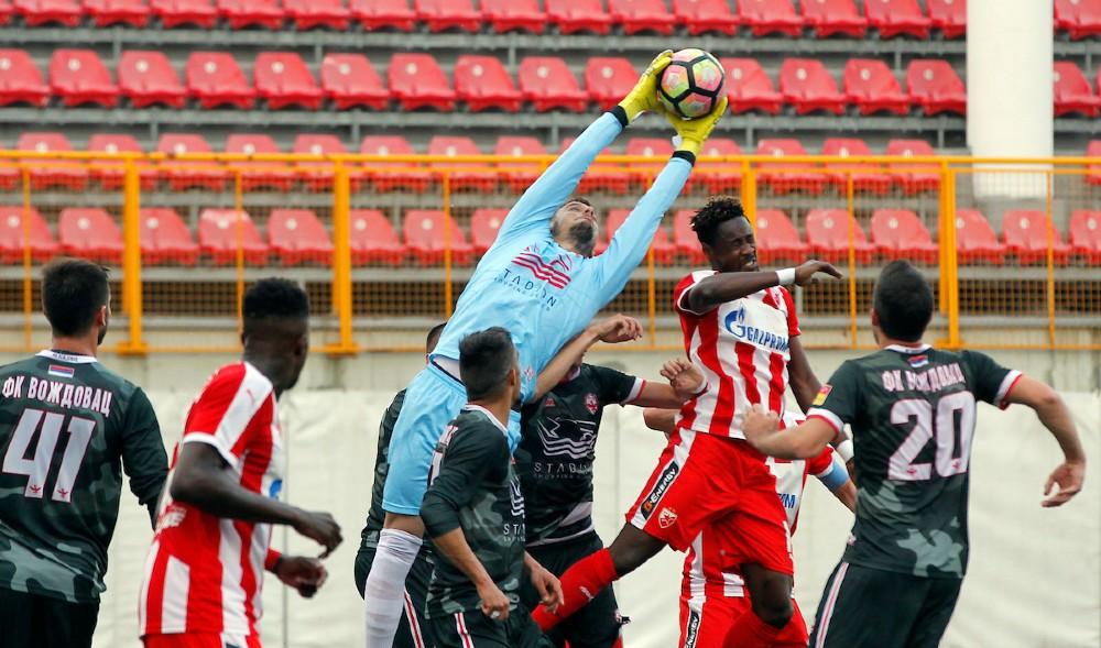 Sa čuvene utakmice iz maja 2016. godine (©Starsport)