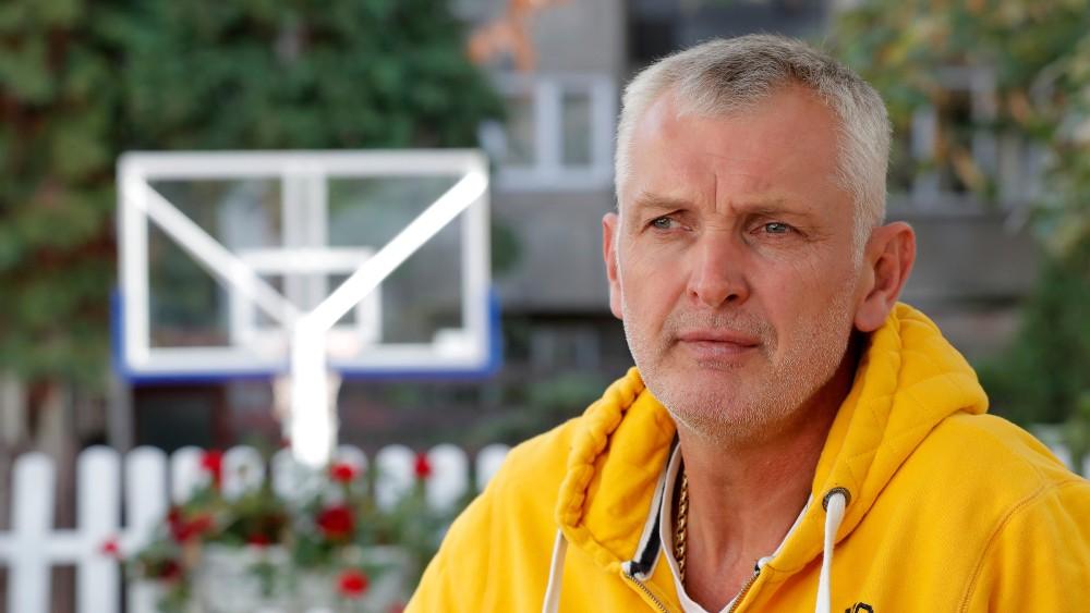 Žarko Paspalj sa razgovora za MOZZART Sport pre dve godine (©Star Sport)