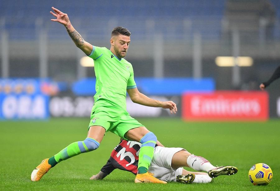 Milinković Savić (© Reuters)