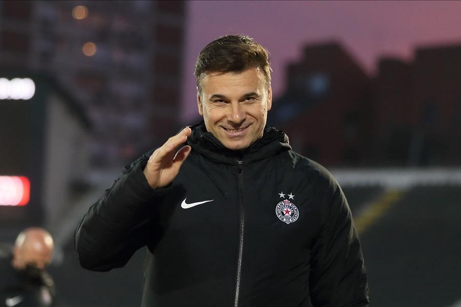 Aleksandar Stanojević (© MN Press)