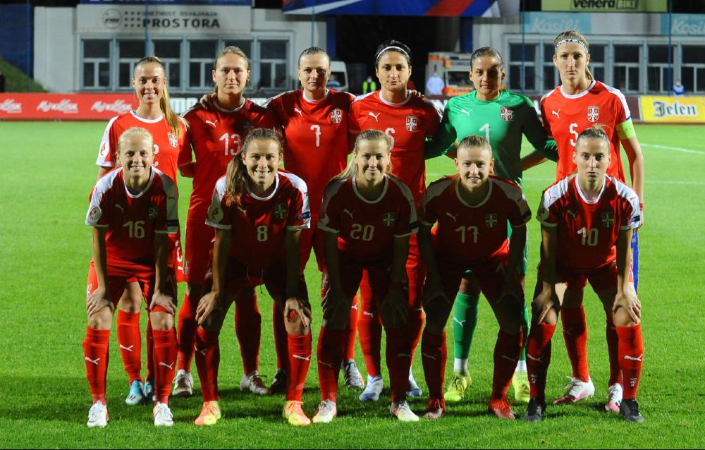 Reprezentacija Srbije (©Starsport)