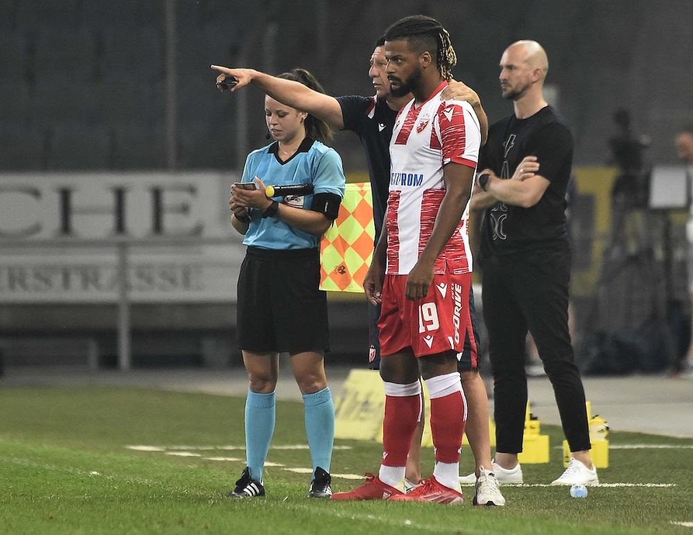 Na utakmici sa Šturmom (Foto: Star Sport)