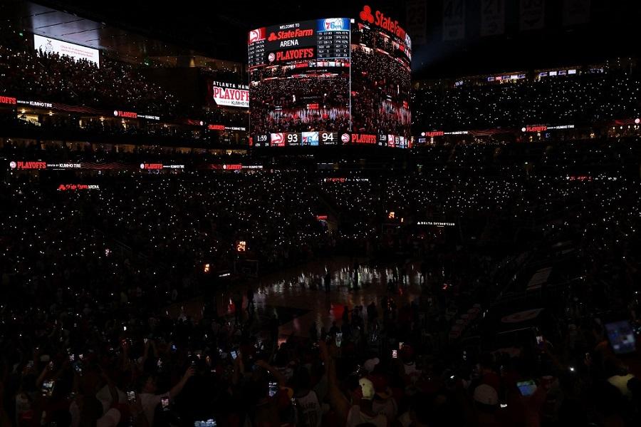 Dvorana u mraku (© AFP)