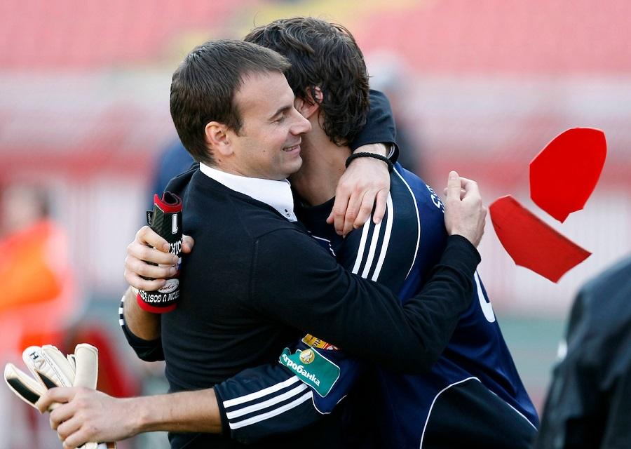 Stanojević i Stojković (© Star sport)