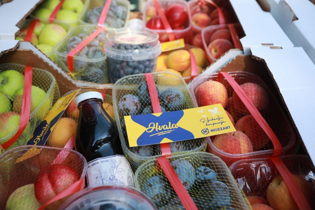 Vitaminski paketi kompanije Mozzart