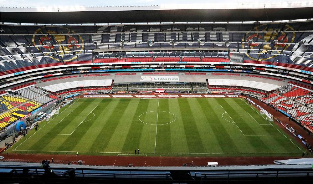 Stadion Asteka (©Reuters)