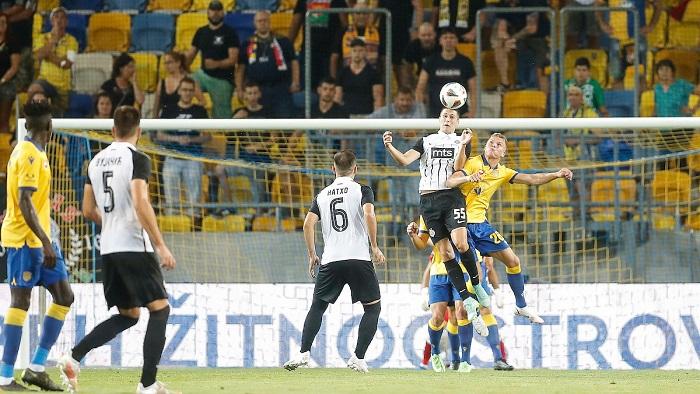 Pantić i Nahto (© Star sport)
